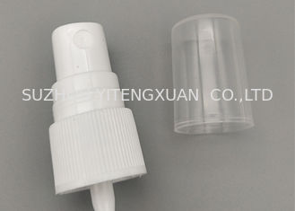 Refillable Atomizer Spray Bottle Fine Mist With Transparent Overcap